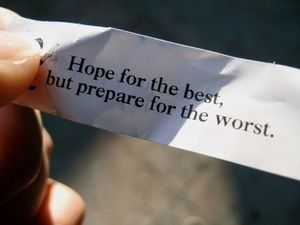 Where Hope and Preparation Meet