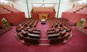 Double dissolution election looms as a possibility